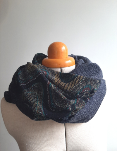 Snood Atelier Méloé