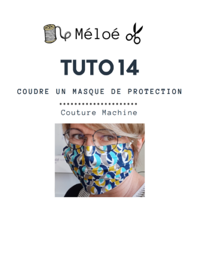 Tuto 14 Atelier Méloé - Le masque