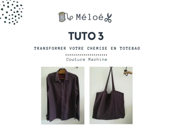 Tuto 3 Atelier Méloé - Le Totebag