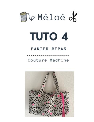 Tuto 4 Atelier Méloé - Le panier repas